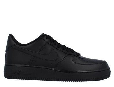 "Buty Nike Air Force 1 Low 07 ""All Black"" (315122-001)"