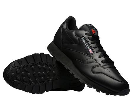 Buty Reebok Classic Leather Black 2267