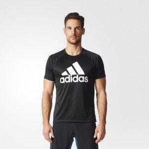 Koszulka Adidas D2M TEE LOGO BK0937