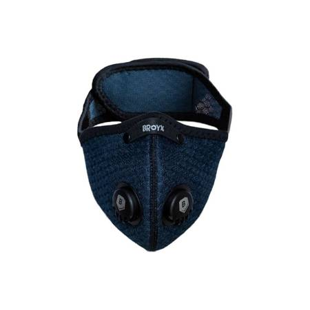Maska BROYX Sport Alfa Navy Blue SPORT-ALFA-NAVY-BLUE