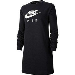 Nike W NSW AIR CREW DRESS BB FLC BV5134-010